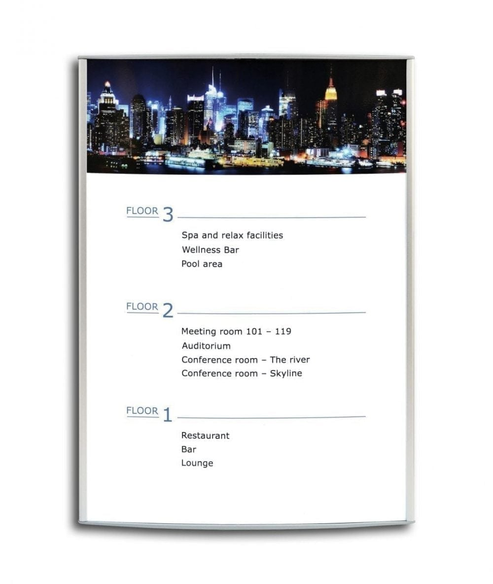 directory-sign-a3-size-curved-replaceable-insert