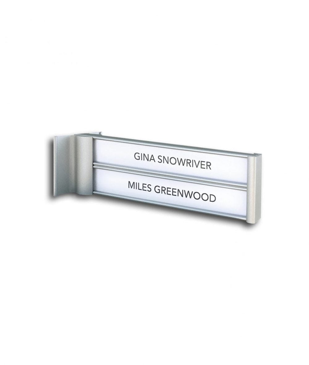 flag-sign-name-plate-double-row