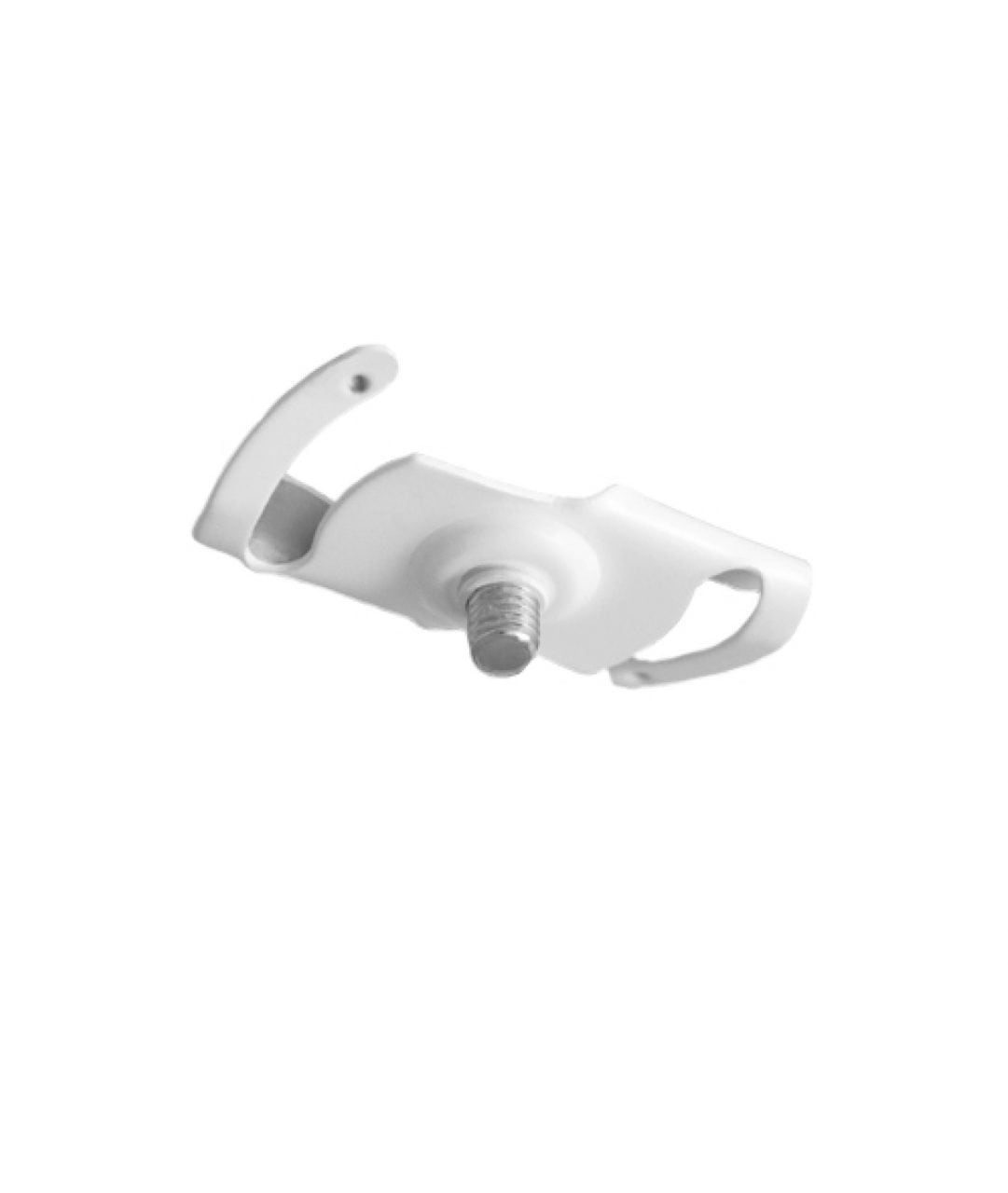 White coated ceiling attachment, lowered-ceiling (W-981)