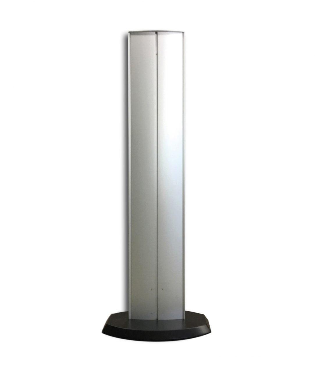 Konvex pylonskylt, inomhus – CONVEXA (CN759)