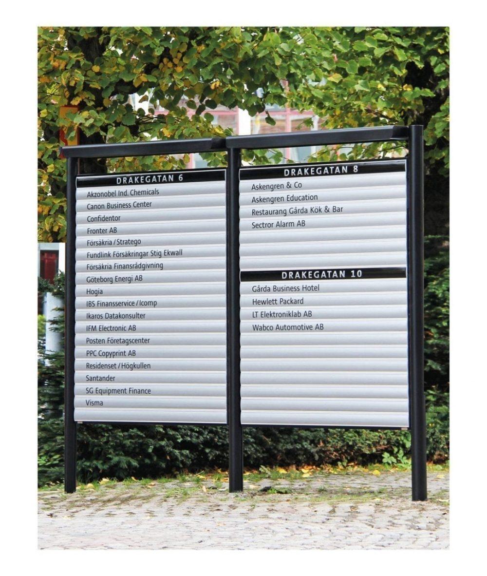freestanding-information-sign-black