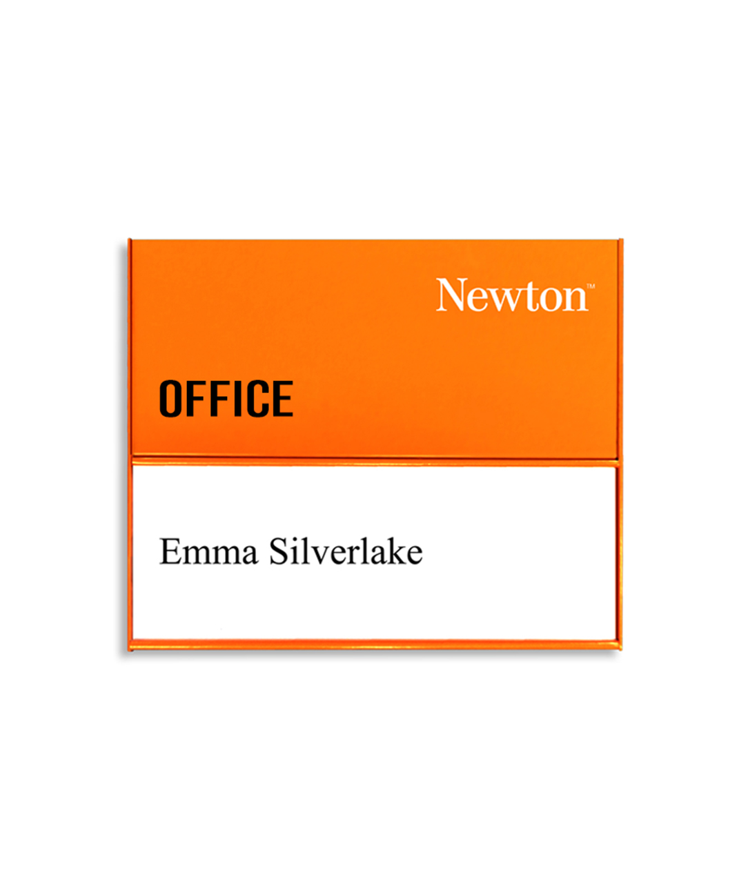 Door Sign / Room Sign (SL1409-ORANGE)