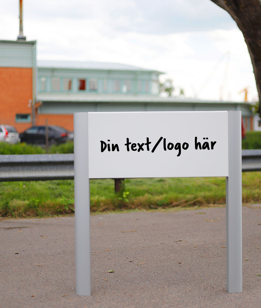 Freestanding Sign, flat (TMF80100-EC65)